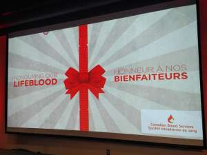 Honouring Our Lifeblood Graphic