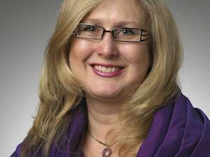 Diane Freeman, photo courtesy of the City of Waterloo