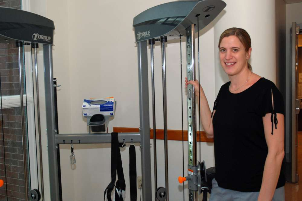 Holly Arnold Physiotherapist