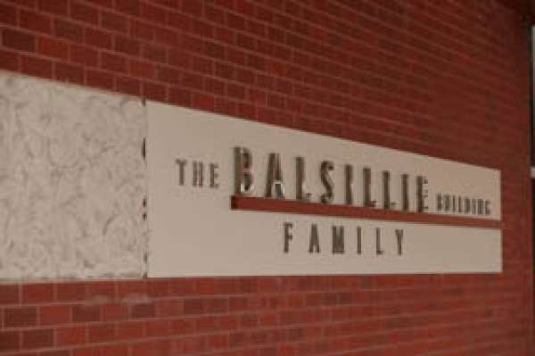 The Balsillie Family Building