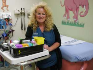 A photo of Deborah DiPede