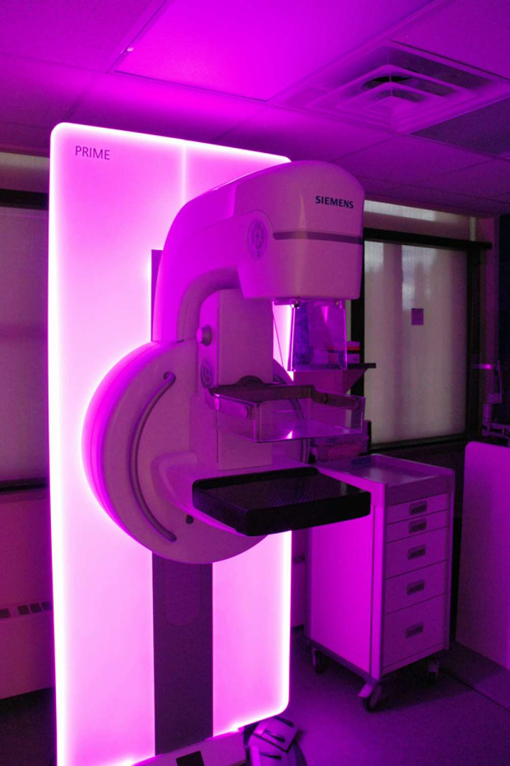 Wwbc Mammography Unit