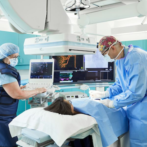 RFA in interventional radiology
