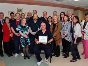 Philip Holmes Overall Renal Team