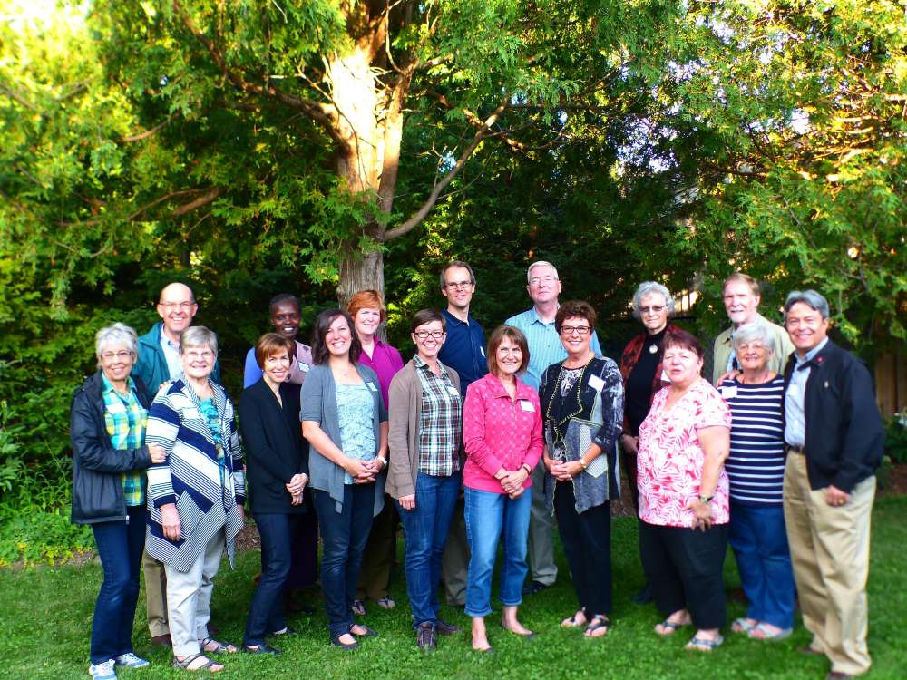 This is a photo of the Spiritual Care Team.