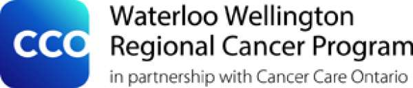 The Waterloo Wellington Regional Cancer Program logo