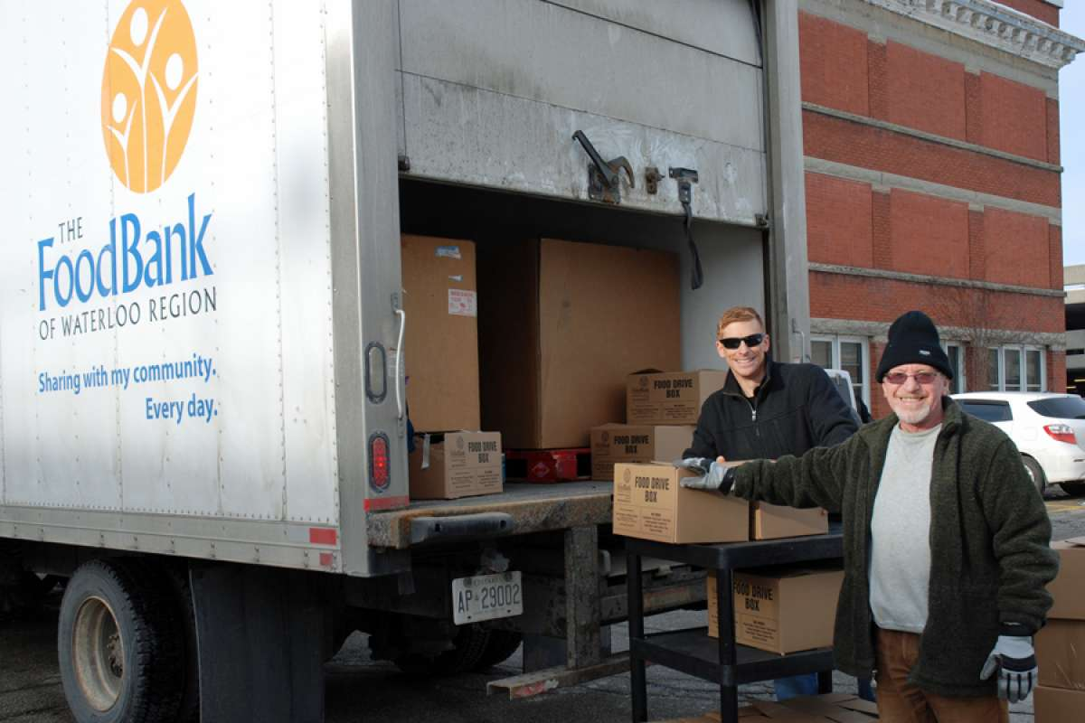 Food Bank Steve And Al
