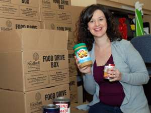 Food Bank Katie